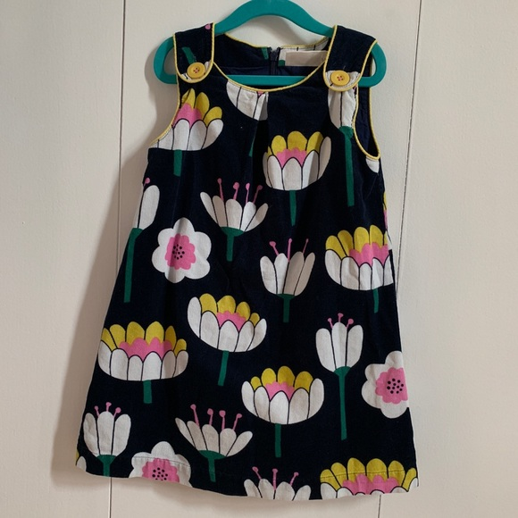 Mini Boden Other - Mini Boden girl floral dress 5-6y
